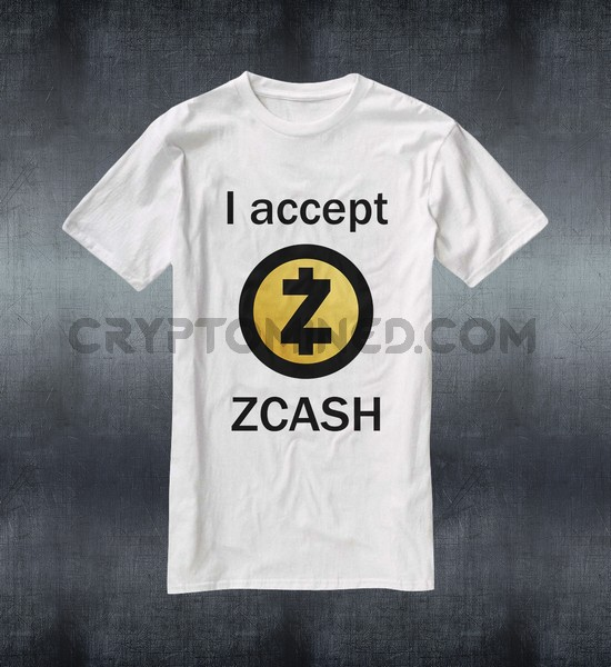 I Accept ZCash T-Shirt