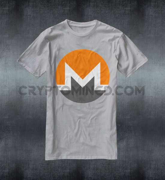 Monero Logo T-Shirt