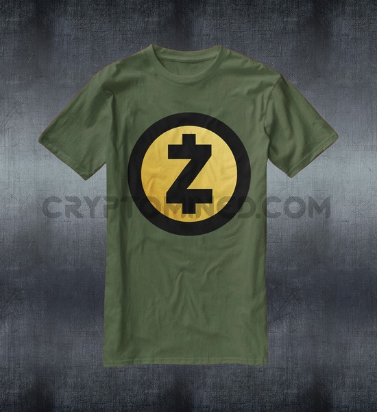 ZCash Logo T-Shirt