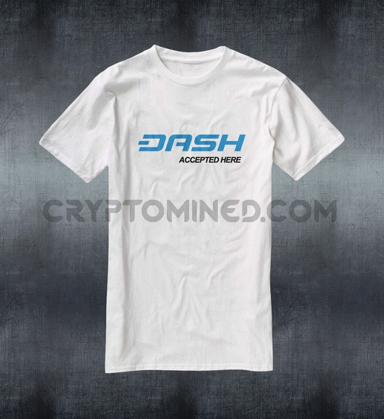 Dash Accepted Here T-Shirt