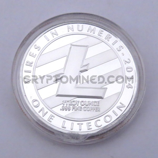Novelty Gold Dogecoin Physical Copper Coin - $9 99