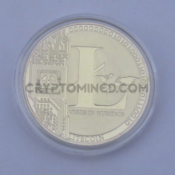 Novelty Gold Litecoin