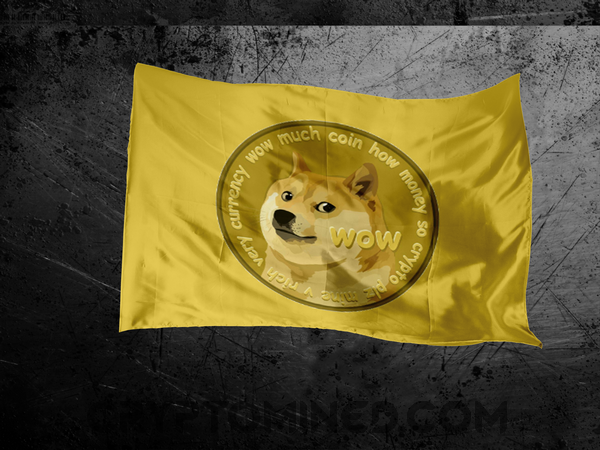 Dogecoin Black Flag