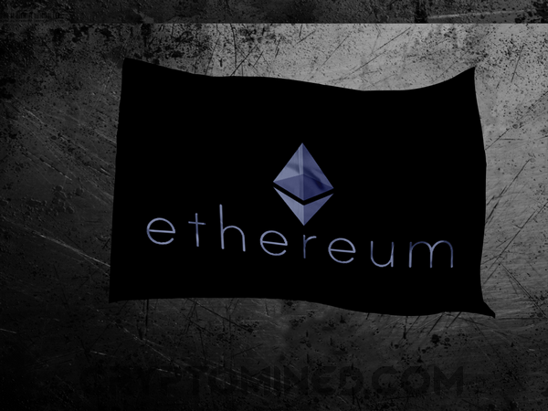 Ethereum Black Flag