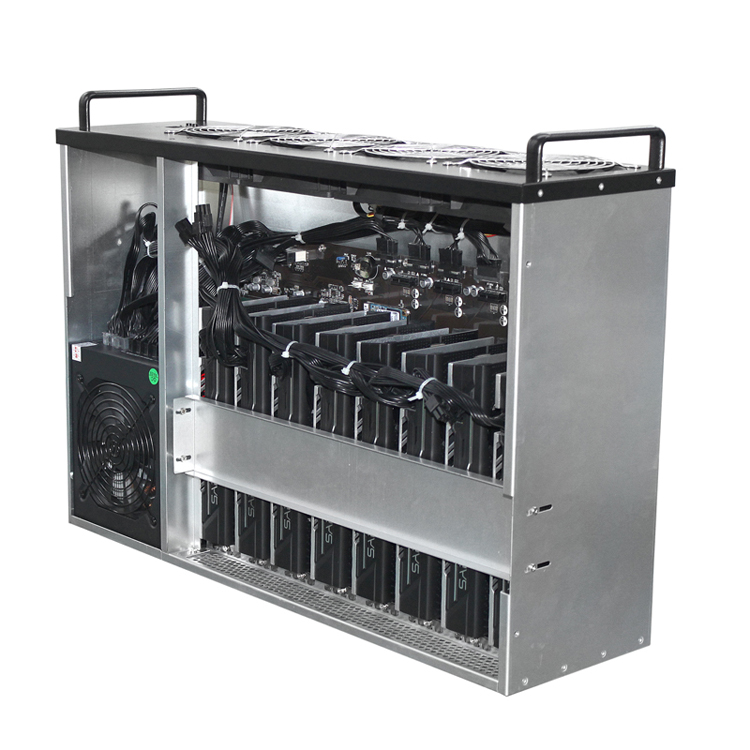 how to add multiple gpu on b250 motherboard