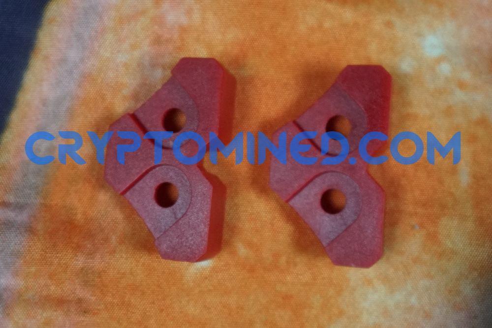 Fan Connection Pieces (set of 2 pieces)