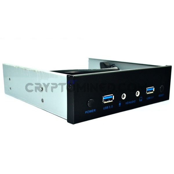 Front Panel Power Restart USB3